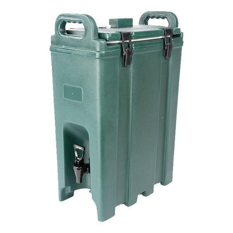 "Carlisle LD500N08 Cateraide LD 5"" Gallon Forest Insulated Beverage Dispenser"