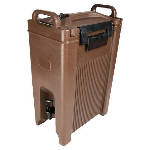 Carlisle XT500001 Insulated Beverage Server -  5 Gallon, Brown