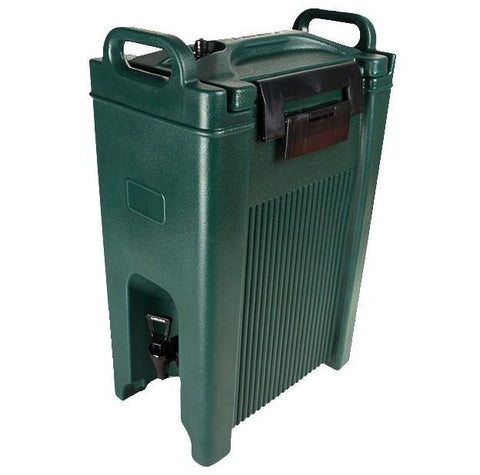 Carlisle XT500008 Insulated Beverage Server - 5 Gallon, Forest Green