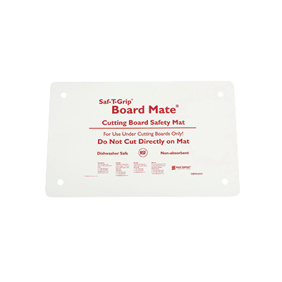 "San Jamar CBM1016 Cutting Board-Mate®, 10"" x 16"", non-absorbent synthetic rubber, NSF"