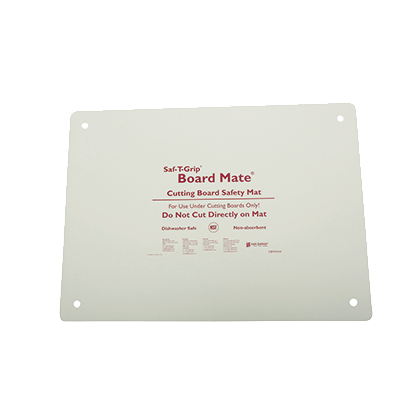 "San Jamar CBM1318 Cutting Board-Mate®, 13"" x 18"", non-absorbent synthetic rubber, NSF"