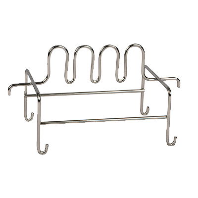 San Jamar CNCRK Cut-N-Carry™ Hanging Rack, cutting board rack