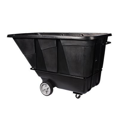 Continental 5852BK Heavy-Duty Tilt Truck, Black