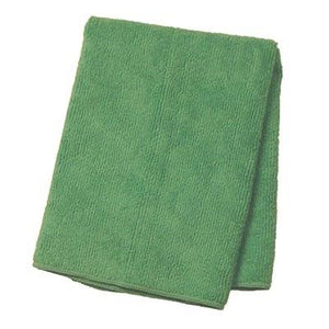 Continental E701016 Standard Microfiber Cloth - Polyester/Polyamide, Green, Bulk Pack