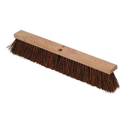 "Continental F102024 Palmyra Garage Sweep 24"" Wood Block"