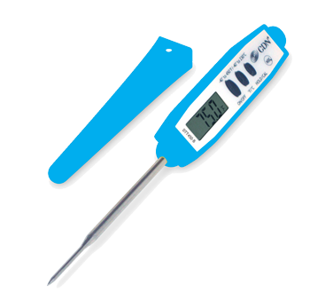 CDN DTT450-B Thin Tip Pocket Thermometer, -40 to +450°F