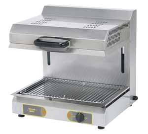 "Equipex SEM60Q Sodir-Roller Grill Finishing Oven, countertop electric 24"", 208/240v/60/1-ph 120/140 amps 28 kW NEMA 6-20P ETL ETL-Sanitation"