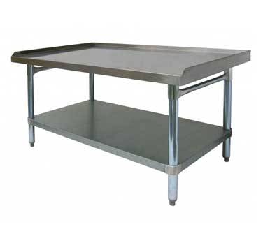 "GSW USA ES-P3048 Equipment Stand, 48""W x 30""D x 24""H"