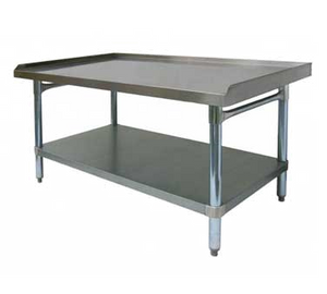 "GSW USA ES-P3072 Equipment Stand, 72""W x 30""D x 24""H"
