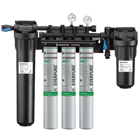 Water Filtration System, for Combination Applications