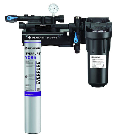 Water Filtration System, for Steam Equipment