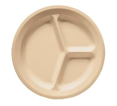 Plastic Compartment Plate/Platter