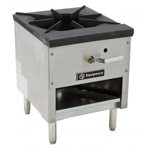"GSW USA AESP1-23J24 23 Tips Jet Burner Stock Pot, 1 Burner, 24"" Tall 125,000BTU, ETL"