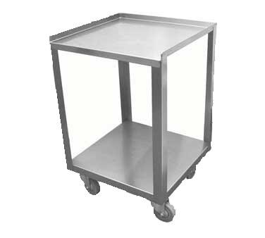 "GSW USA DN-CART Donut Cart, 15"" X 15"" X 22"", Stainless Steel, ETL"