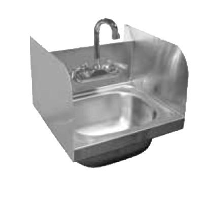 GSW USA HS-2017S Extra Wide - Wall Mount Hand Sink (with Welded Splash Guards), ETL