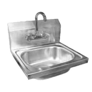 GSW USA HS-2017WG Extra Wide - Wall Mount Hand Sink