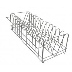 "GSW USA RA-PC1124 Pan Cover/ Lid Wire Rack 24""W X 11""D"