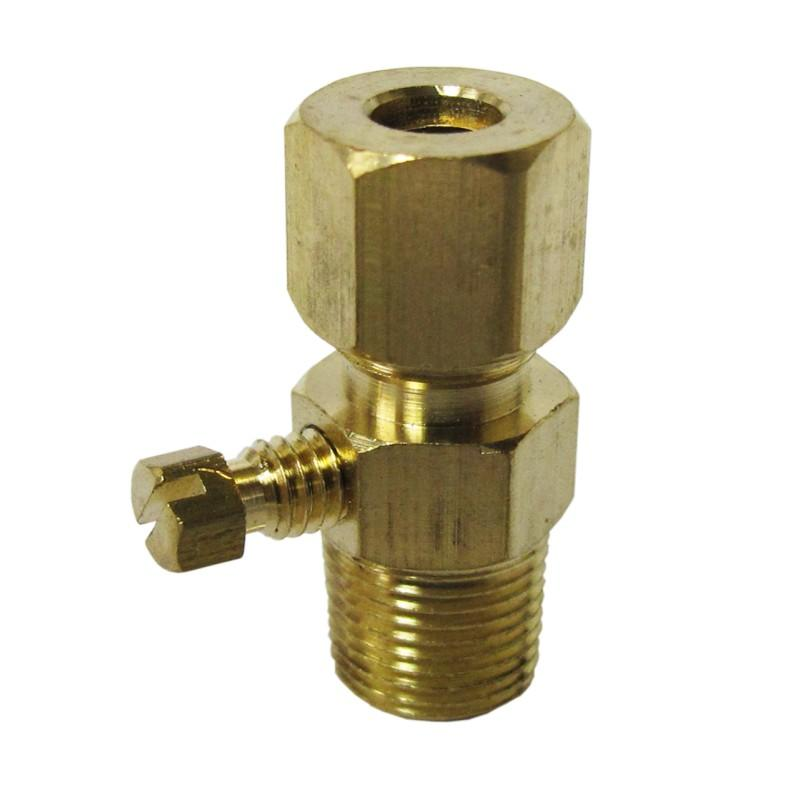 "GSW USA WR-PVS Pilot Valve, 1/8"" NPT X 3/16"" O.D. Adjustable Tube"