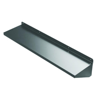 "GSW USA WS-W1672 Wall Mounted Rack Shelf, 72"" X 16"" NSF"