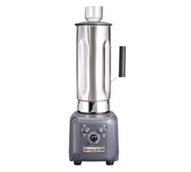 Hamilton Beach HBF500S High-Performance Food Blender, 64 oz. stainless steel container, 1 HP, 120v/60/1-ph, 6.5 amps, cULus, NSF