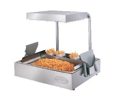 "Hatco GRFHS-PT16 Glo-Ray 21"" Pass-Through Portable Fry Holding Station - 120V, 1090W"