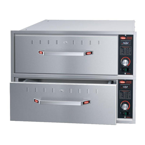 Hatco HDW-2BN Built-In Narrow Warming 2 Drawer Unit For Standard Pans, 120V
