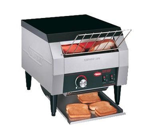 "Hatco TQ-10 Conveyor Toaster - 300 Slices/Hr with 2"" Product Opening, 240v/1ph"