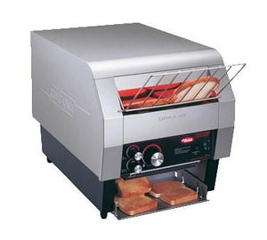 "Hatco TQ-400 Conveyor Toaster - 360 Slices/Hr with 2"" Product Opening, 240v/1ph"