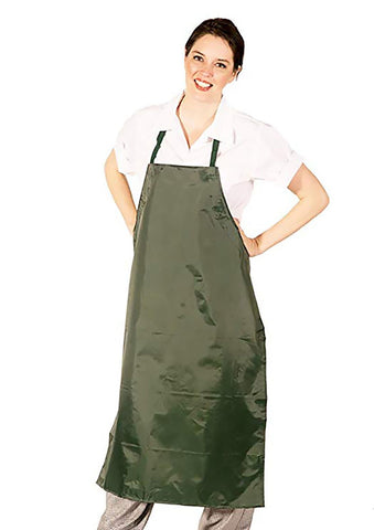 HI-LITE 866A-HG Dishwashing Apron, Hunter Green