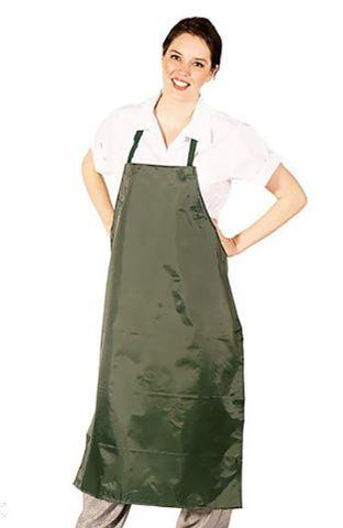 HI-LITE 866A-GR Dishwashing Apron, Green
