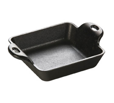 Lodge HMSS Induction Mini Server - 10 Oz.,Cast Iron, Made in USA