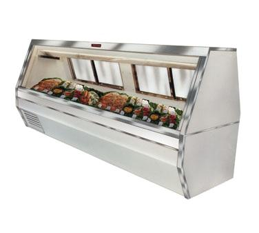 Display Case, Fish & Poultry