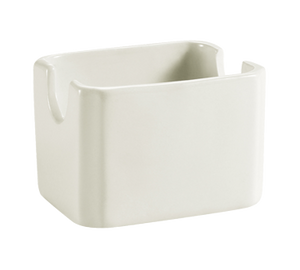 "CAC China HSP-7-AW Accessories Sugar Packet Holder, 3-1/2""L x 2-3/4""W x 2-1/2""H, rectangular"