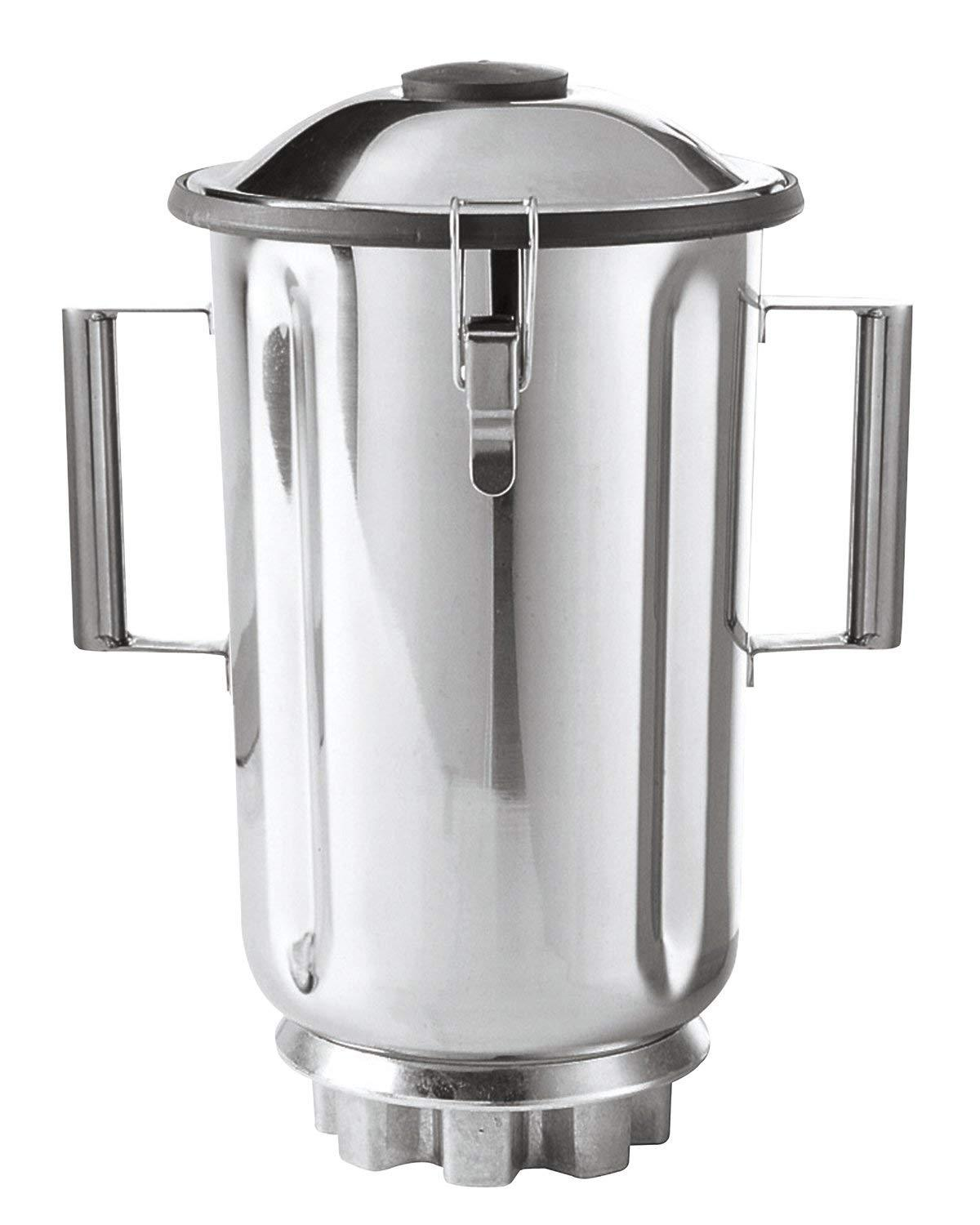 Hamilton Beach 990 Blender Container - 1 Gallon, Stainless Steel