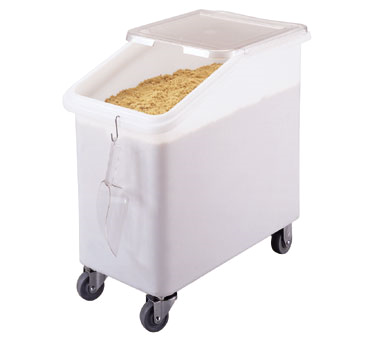 Cambro IBS27148 Ingredient Bin Mobile 27GL (White)