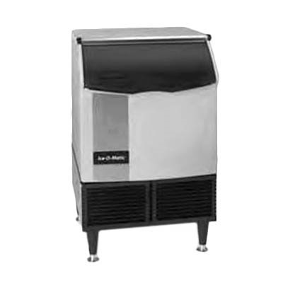 Ice-O-Matic ICEU150HA ICE Series™ Cube Ice Maker, cube-style, undercounter, approximately 185 lb/84 kg production/24 hours, 70 lb. built-in bin, half-size cube, 115v/60/1-ph, 9.7 amps, cULus, NSF, ENERGY STAR®