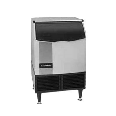 Ice-O-Matic ICEU220FA ICE Series™ Cube Ice Maker, cube-style, undercounter, approximately 238 lb/108 kg production/24 hours, 70 lb. built-in bin, full-size cube, 115v/60/1-ph, 11.9 amps, cULus, NSF, CE, ENERGY STAR®
