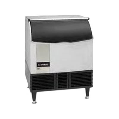 Ice-O-Matic ICEU300HA ICE Series™ Cube Ice Maker, cube-style, undercounter, approximately 309 lb production/24 hours, 97 lb. built-in bin, half-size cube, 115v/60/1-ph, 13.1 amps, cULus, NSF, CE, ENERGY STAR®