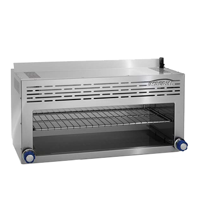 Imperial ICMA-60 Restaurant Series Range Match Cheesemelter, gas, 60""