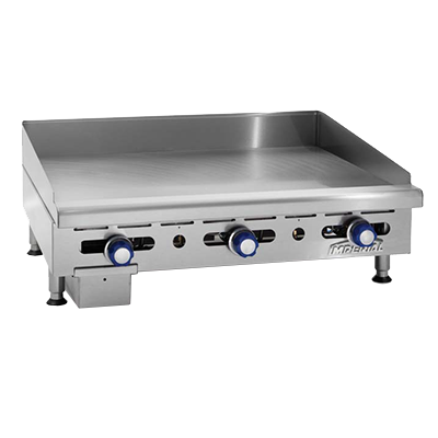 "Imperial IMGA-3628 Griddle, countertop, gas, 36"" W x 24"""