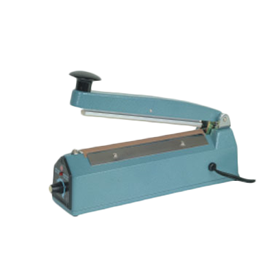 "Thunder  IRTISH400 Bag Sealer, manual, 15-3/4"" bar, adjustable time & light indicator, cast iron body, 120v/60/1-ph, UL"