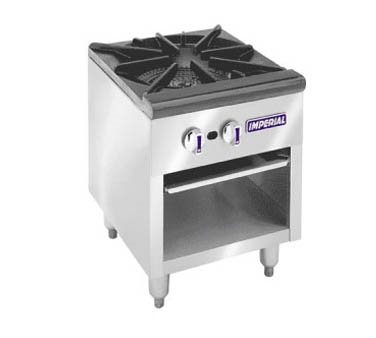 Imperial ISPA-18-2 Stock Pot Range, gas, 18""