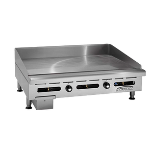 "Imperial ITG-36 Griddle, countertop, gas, 36"" W x 24"" D"