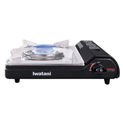 Iwatani VA-30 Butane Gas Stove, portable, high power, 12,000 BTU/hr, ANSI, CSA Star, CSA Flame, cCSAus