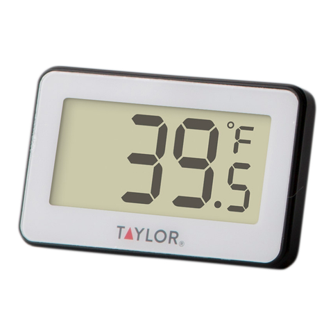 Taylor 1443FS Refrigerator/Freezer Digital Thermometer -4° to 140°F