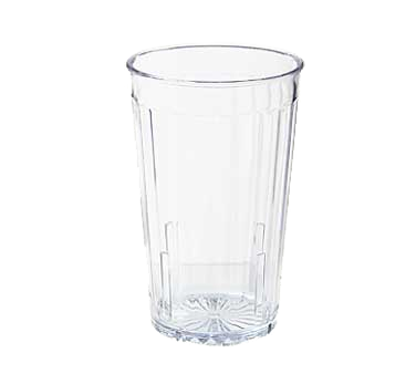GET 8808-1-CL Spektrum™ Stackable Tumbler - 8 Oz. SAN, Clear