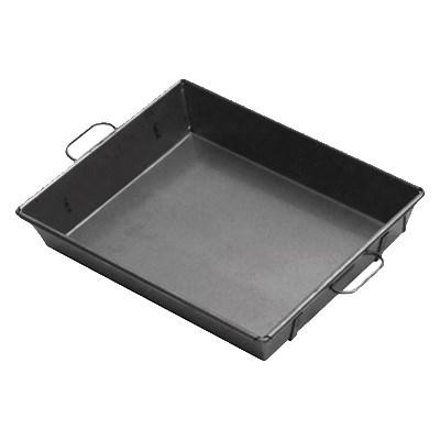 "Johnson-Rose 3762  Steel Roast Pan 18""W X 12""D X 3-1/2""H"