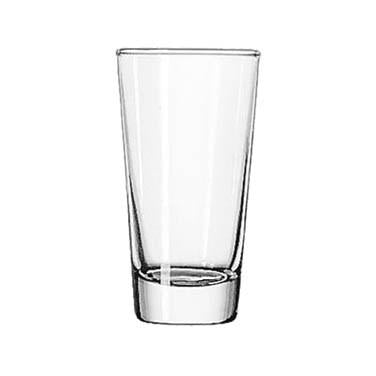 Libbey 131 Hi-Ball Glass, 6.5 oz., Heavy Base, Diplomat