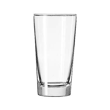 Libbey 133 Heavy Base 9 oz. Hi-Ball Glass