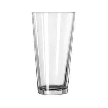Libbey 15144, 20 oz. Duratuff Restaurant Basics Mixing Glass